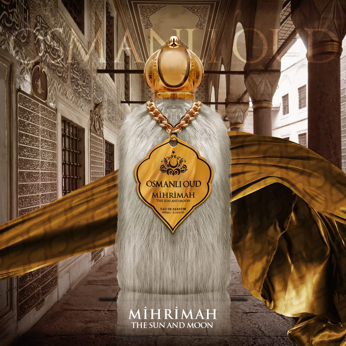 Mihrimah The Sun And Moon
